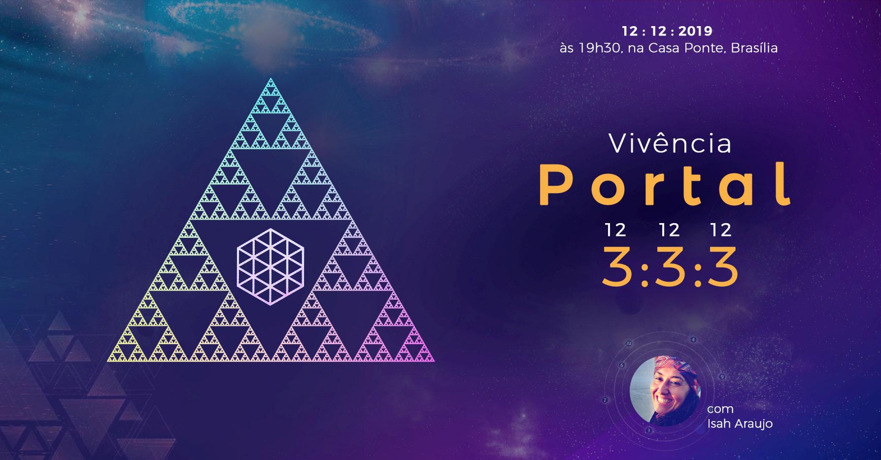 vivência Portal 333
