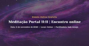 meditação portal 1111