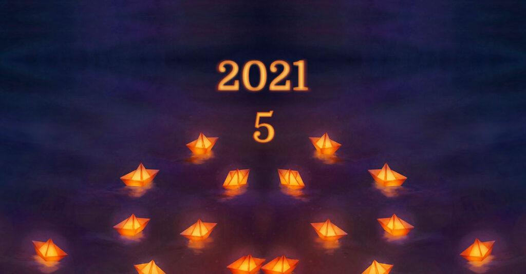 2021 ano 5 numerologia
